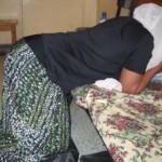 kusha praying
